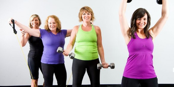 GET INTO A GROUP AND START YOUR WAY TO A DREAM BODY. YOU CAN DO IT!!!