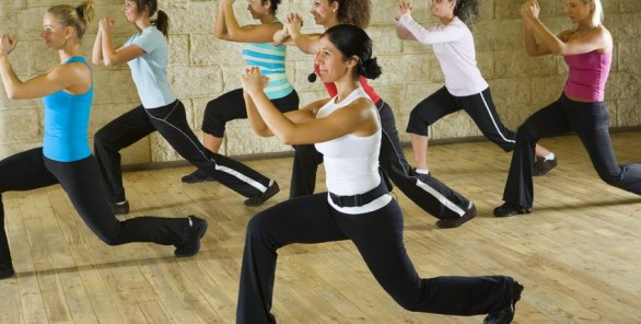 FEED OFF THE INTENSE ENERGY IN THE ROOM WHEN YOU ATTEND MARCI'S GROUP FITNESS CLASSES